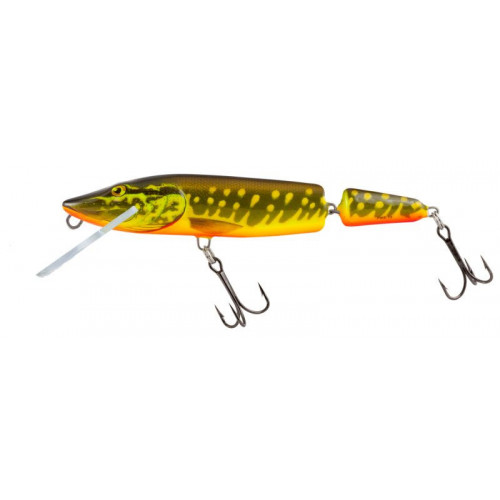 Pike Jointed Floating 13cm Hot Pike PE13JF