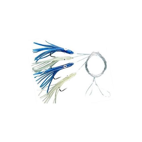 Minioctopus 4-hooks size 3/0