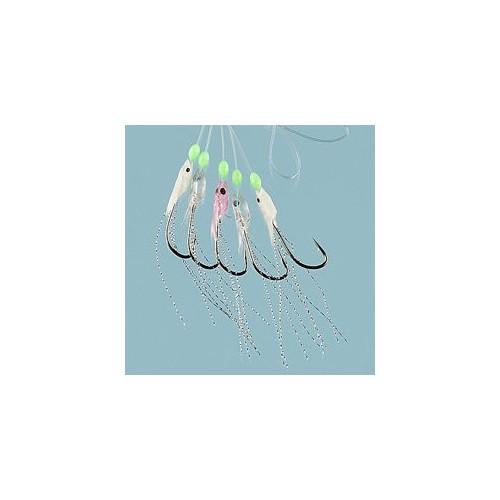 Shrimp rig 5-hooks size 1/0