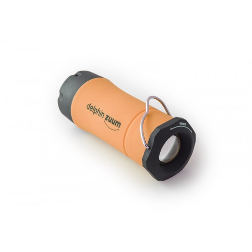 Lampáš/svietidlo Delphin ZUUM - oranžová