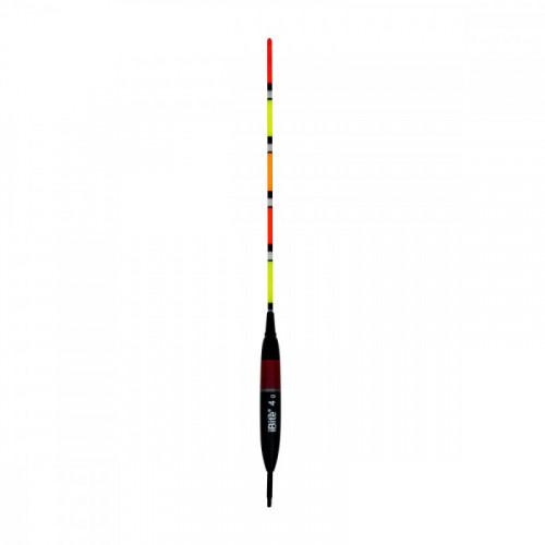 Svietiaci plavák Ibite Cigar Neon Red 6g