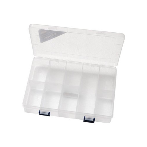 Tackle box 10comp 20x13.5x8cm
