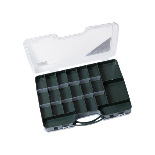 Tackle box 44comp double 29x20x6cm