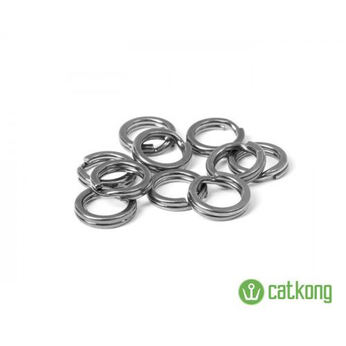 Pevnostné krúžky CATKONG 10ks 130kg 14.3mm