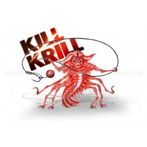 Kill Krill pelety 18mm s dierkou - 1kg