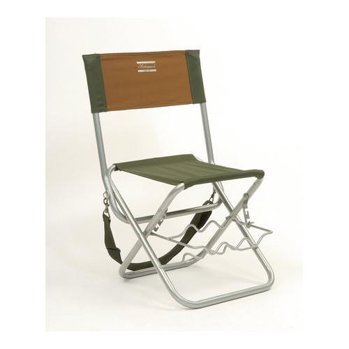 Stolička X s opierkou+držiak prútov