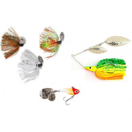 Spintail, Spinnerbait, Chatterbait